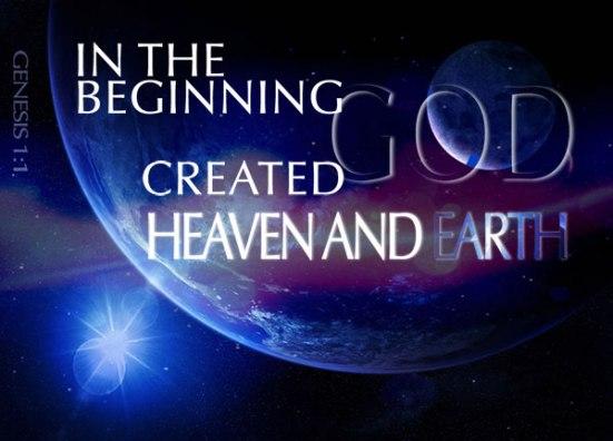 Genesis 1:1