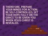 1 Peter 1:13
