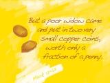 Mark 12:42