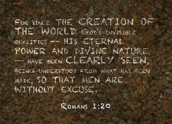 exegesis of romans 1 18 21 And contextual exegesis to demonstrate that paul an argument for head coverings21 in romans 11 the condemnation of homosexuality in romans 1:26-27.