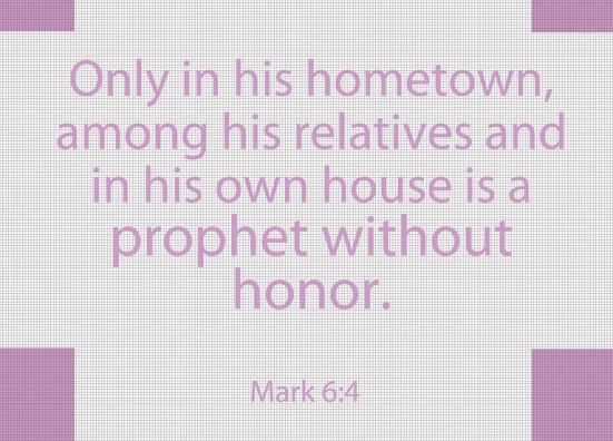 Mark 6 4