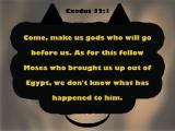 Exodus 32:1