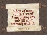Ezekiel 3:3