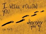 Luke 9:57