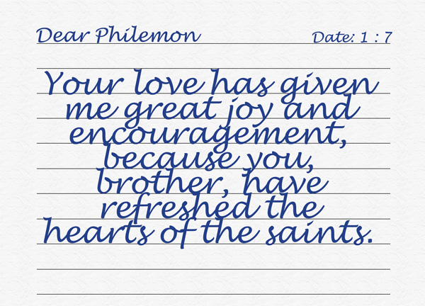 Literary Analysis of Paul's Letter to Philemon
