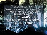 Amos 8:11