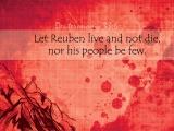 Deuteronomy 33:6