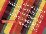 1 Corinthians 15:14