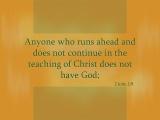 2 John 1:9