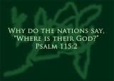 Psalm 115:2