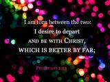 Philippians 1:23