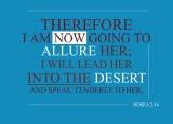 Hosea 2:14